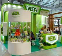 VEDA company at the exhibition PARKZOO 2019