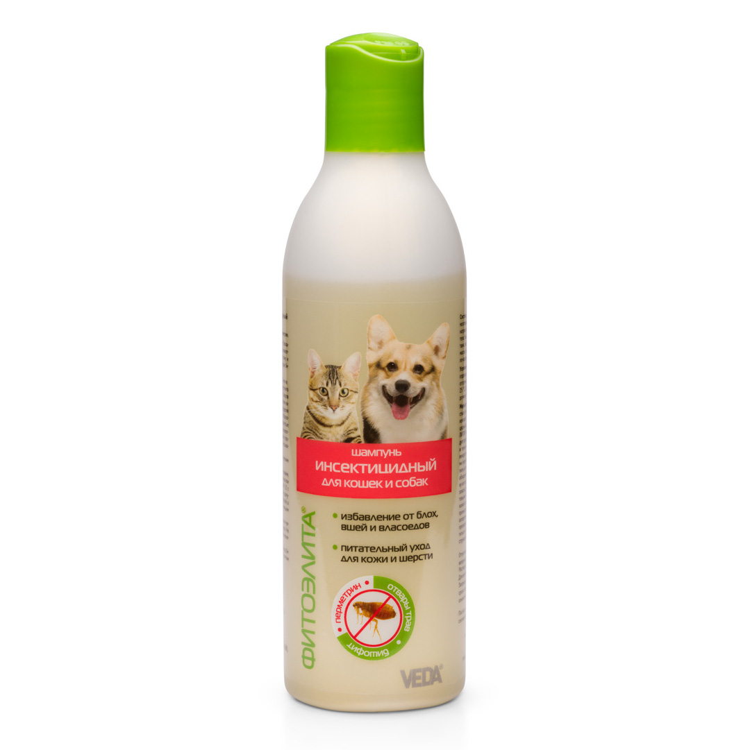 Shampoo-insecticide-dogs-cats